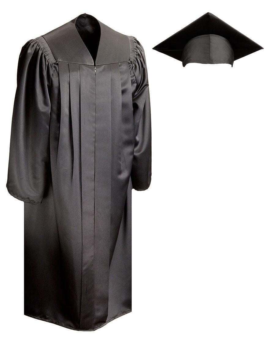 Bachelors Deluxe Cap & Gown – Legacy School & Career Apparel